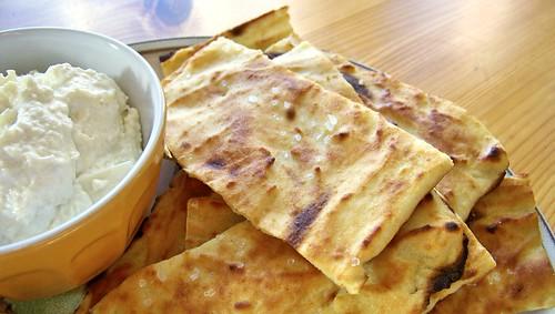 Five-Minute Gluten-Free Flatbread