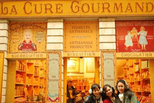 La Cure Gourmand