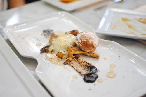 foie beignet