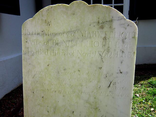 Died 1760