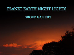 PLANET EARTH NIGHT LIGHTS GROUP GALLERY-- New Updates