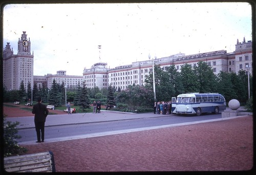 Stop the Bus - Moscow, 1969