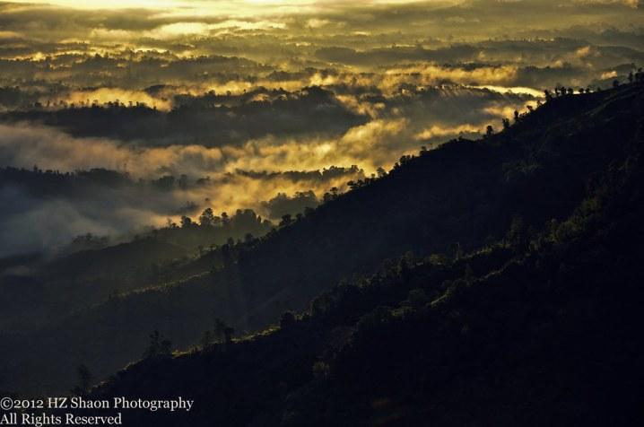 Morning at Bandarban 2