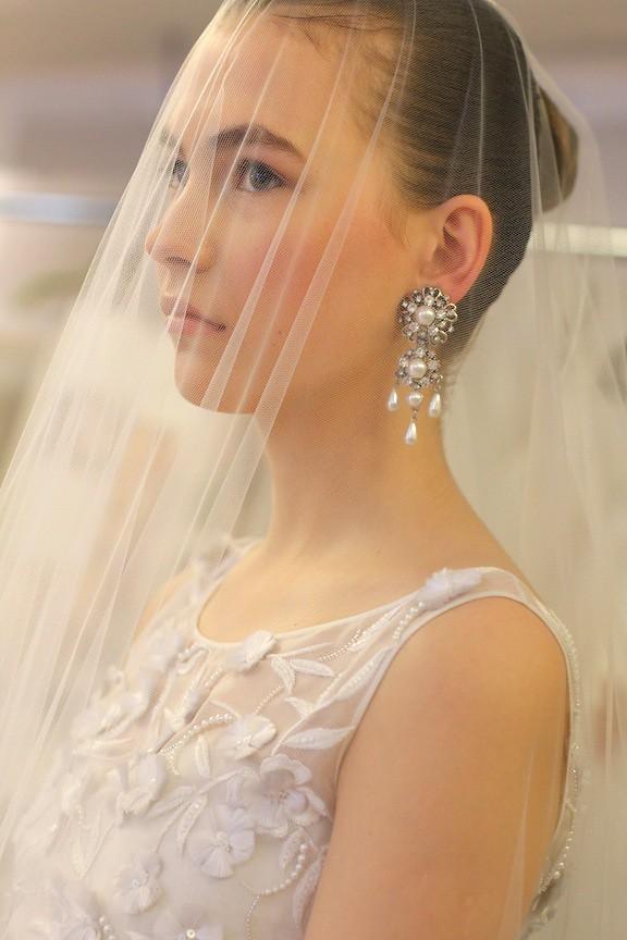 Oscar de la Renta Bridal 2013 60