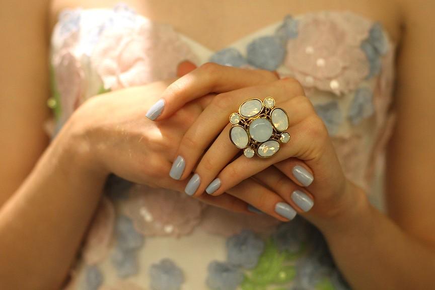 Oscar de la Renta Bridal 2013 64