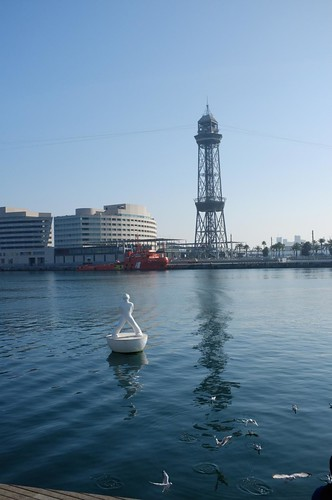 around port vell