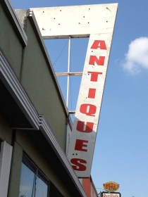 Antiques on Lankershim