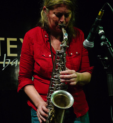 Lotte Anker, Craig Taborn, Gerald Cleaver @ the Vortex 17.4.12