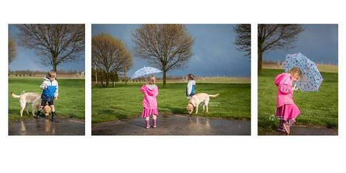 20120503 kids in rain 2-WM by {Pamela Zmija Photography}
