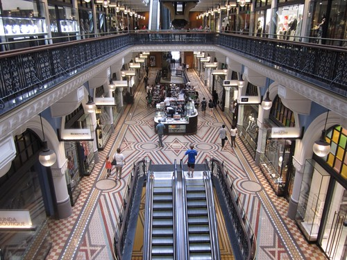 Queen Victoria Building ... 2012 9:15 AM