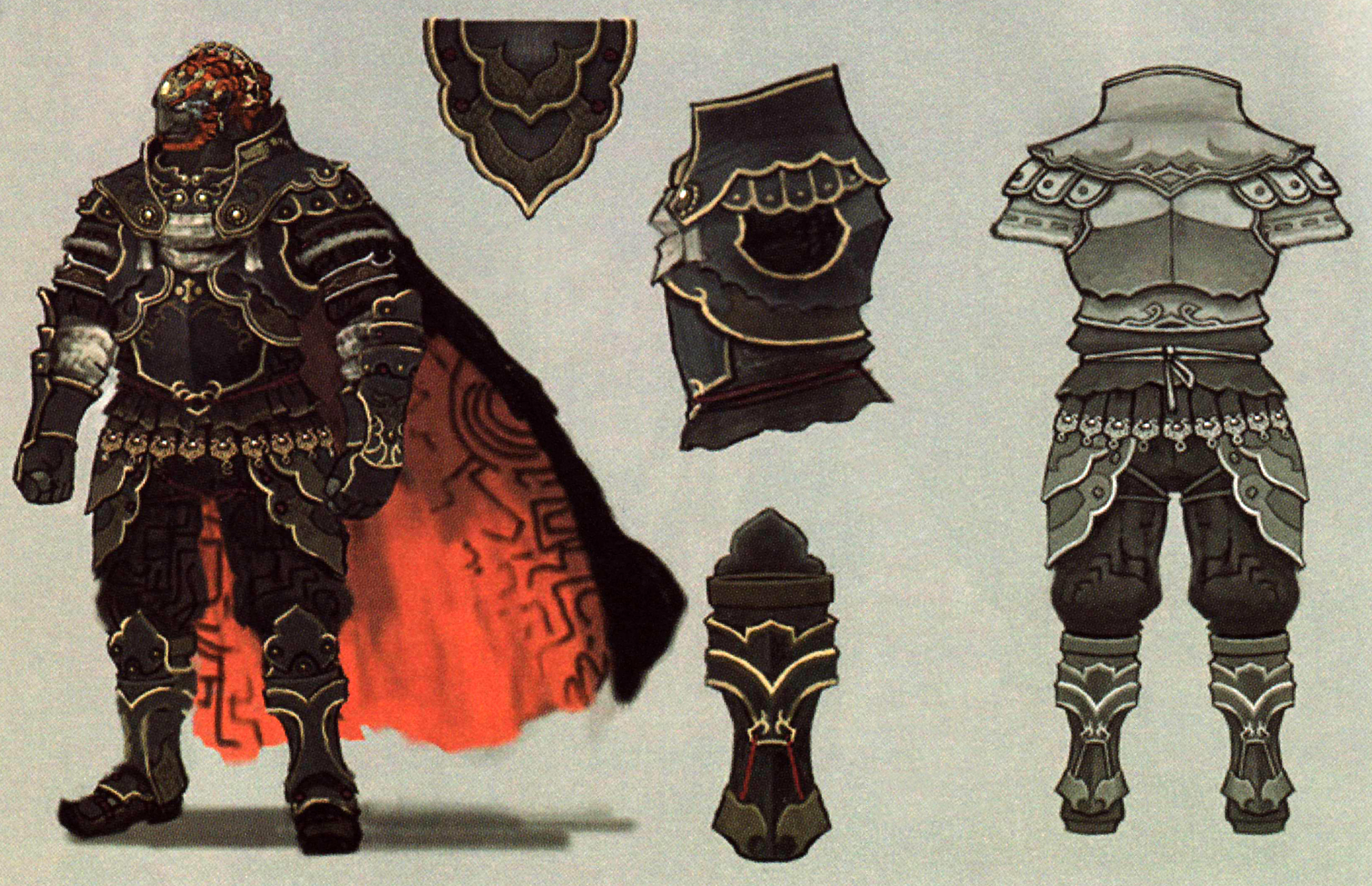 Twilight Princess Link Vs Ganon