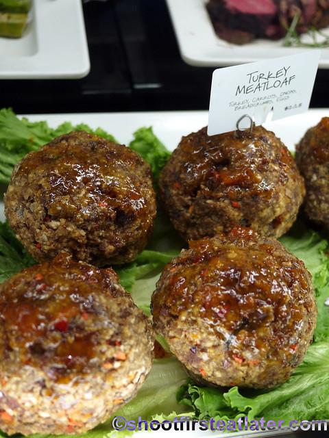 Dean & Deluca Georgetown DC- turkey meatloaf