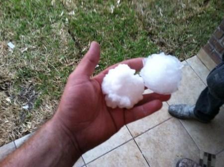 Hail April 20, 2012