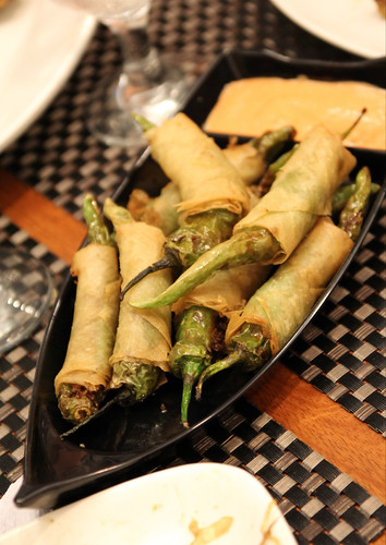 Kura sticks at Piyesta KTV and Restobar