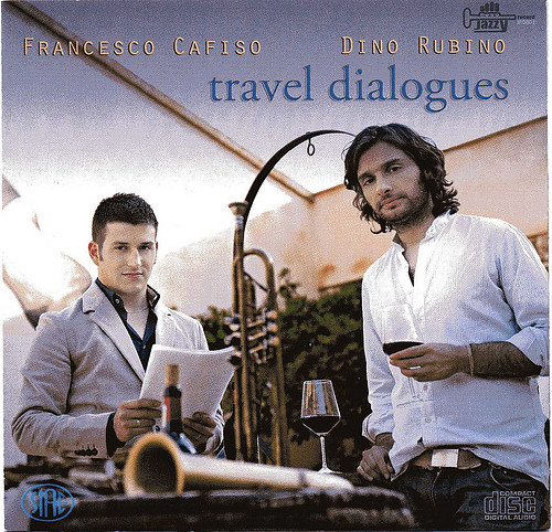 Francesco Cafiso TRAVELING DIALOGUES by cristiana.piraino