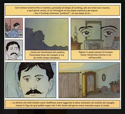 Stephane Heuet Marcel Proust