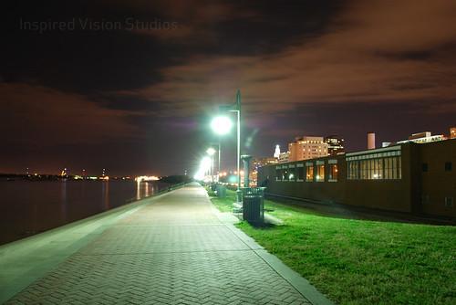 Baton Rouge Waterfront Walk