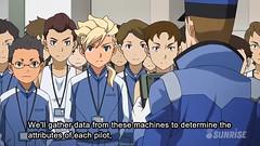 Gundam AGE Episode 21 The Shadow that Awaits  Screenshots Youtube Gundam PH (12)