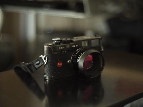 Leica M4-P with Voigtlander 35mm f/2.5 Color Skopar Pancake II by geyes30