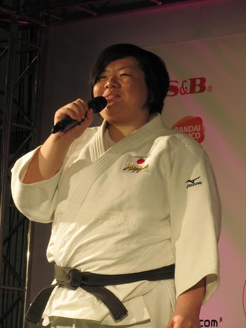 Judo with Maki Tsukada