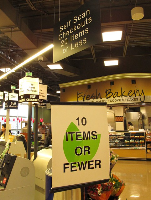Shaw's/Star Market gets grammatical
