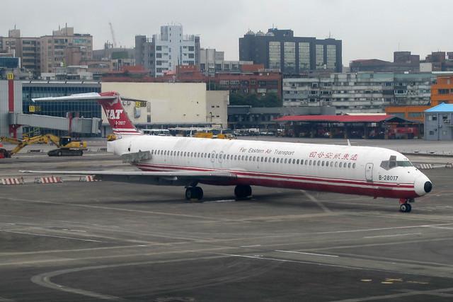 FAT MD-82(B-28017)