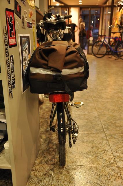 Moulton Special Bag