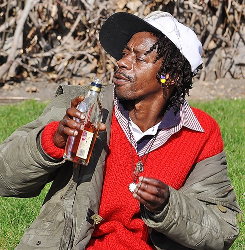 The Brandy Man