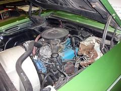 1976 Buick Skylark V6 engine