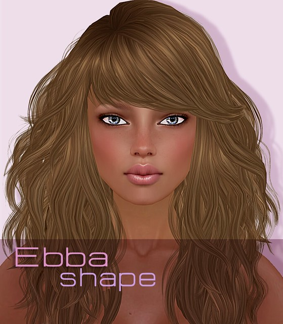 Ebba close-up nude lips ad