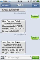 Telkomsel Flash Unlimited