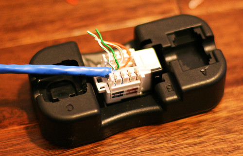 Nerding out how we wired our house for ethernet Offbeat Home Life