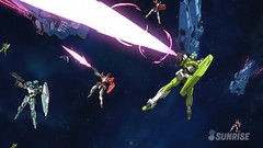 Gundam AGE 2 Episode 26 Earth is Eden Screenshots Youtube Gundam PH (55)