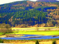 River Tay, Scottish Highlands
