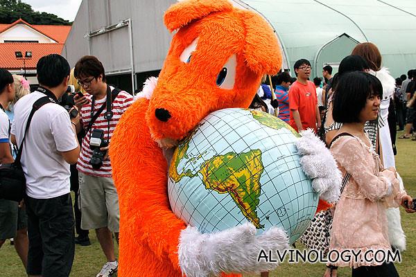 Mozilla Firefox! Simply brilliant