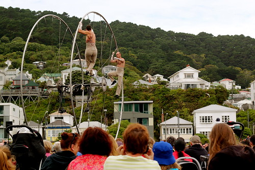 Sunday: Arcane at Waitangi Park
