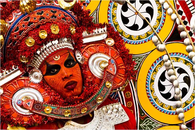 Theyam : Panjuruli Amma