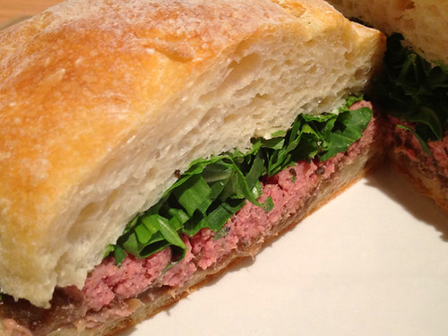 PIGG's Pork Liver Pate Sandwich, UMAMIcatessen