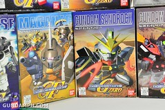 SD Gundam Wing Series Kit List (5)