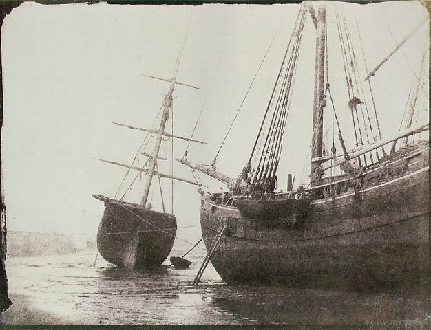 talbot_ships_at_low_tide
