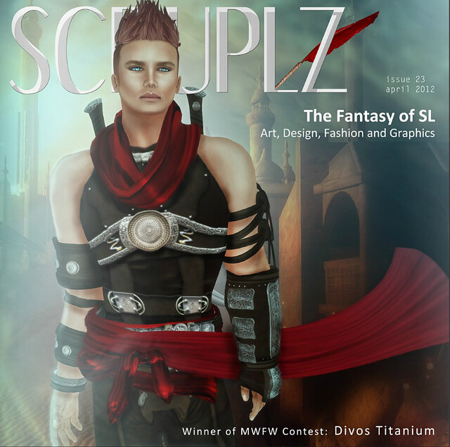 Scruplz Cover Issue 23