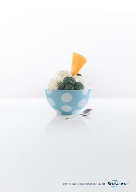 Sensodine - Vegetable IceCream