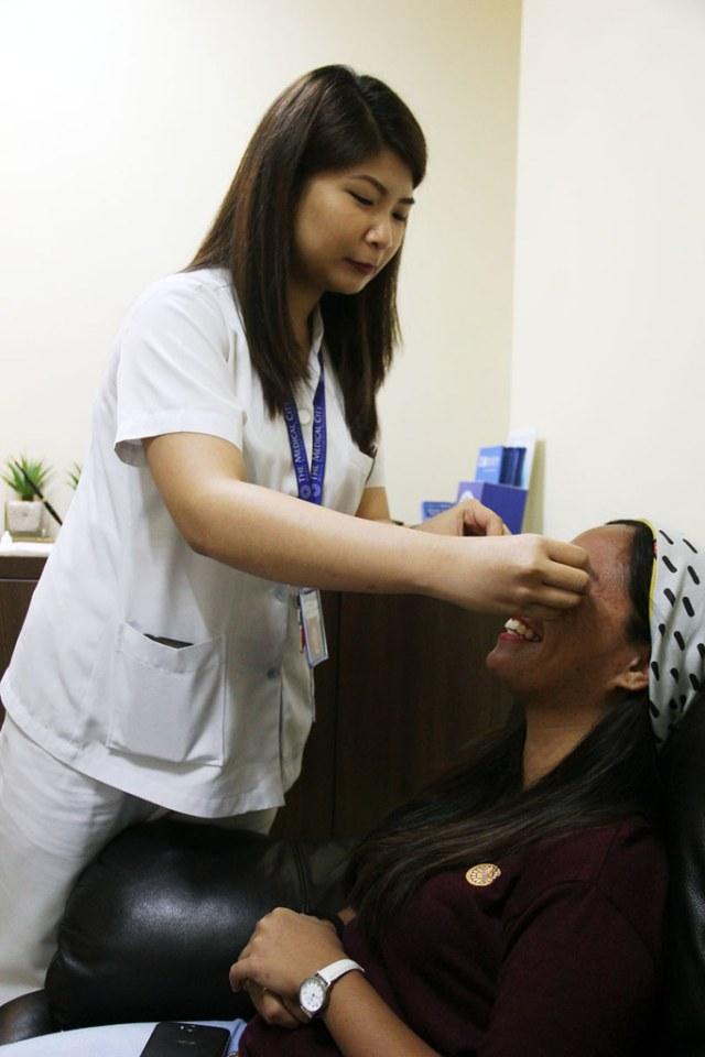 Lasik Screening - The Lasik Center - The Medical City