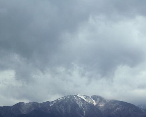 Japan Mountain Range