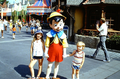 Disney - Pinnocchio