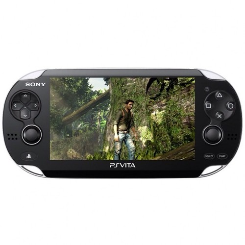 Uncharted : Golden Abyss - PS Vita
