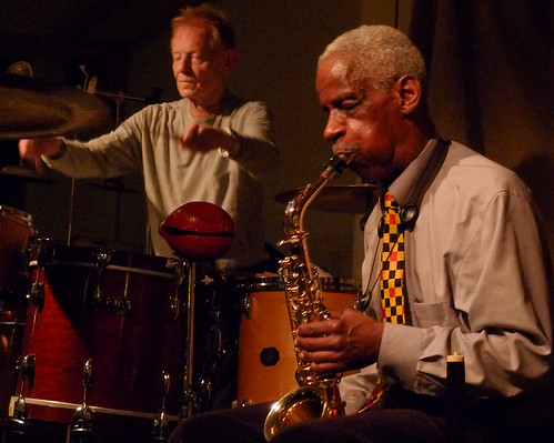 Roscoe Mitchell @ Cafe Oto, 10..3.12