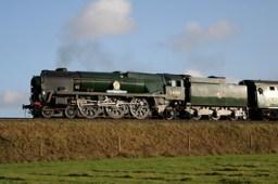 IMG_2019 - 34059 Sir Archibald Sinclair - Bluebell Railway - 25.10.09