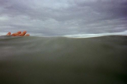 drowning!