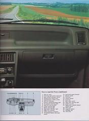 1985 Hyundai Pony Brochure 05